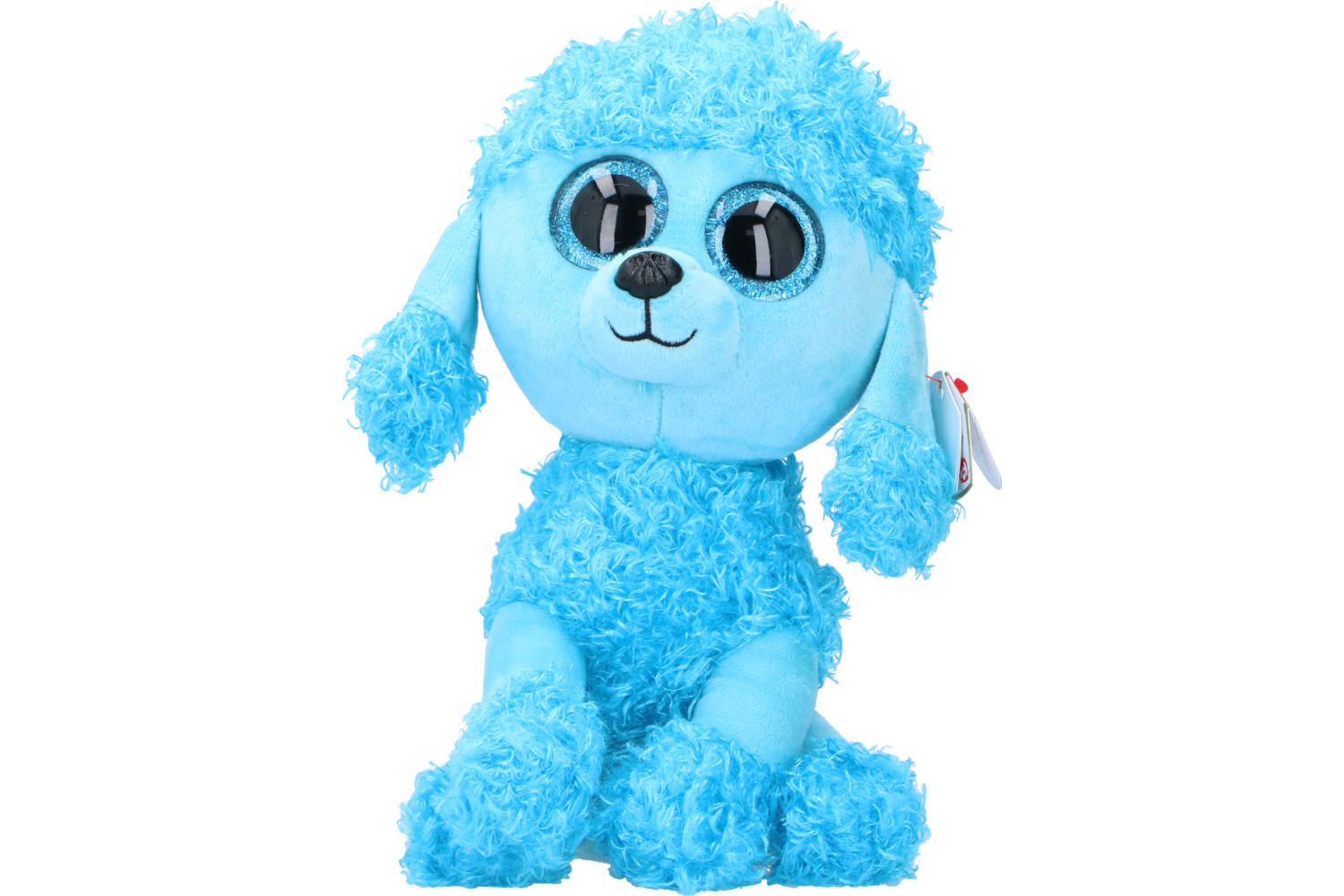 Plush, TY, Dog Poodle, h24cm 2