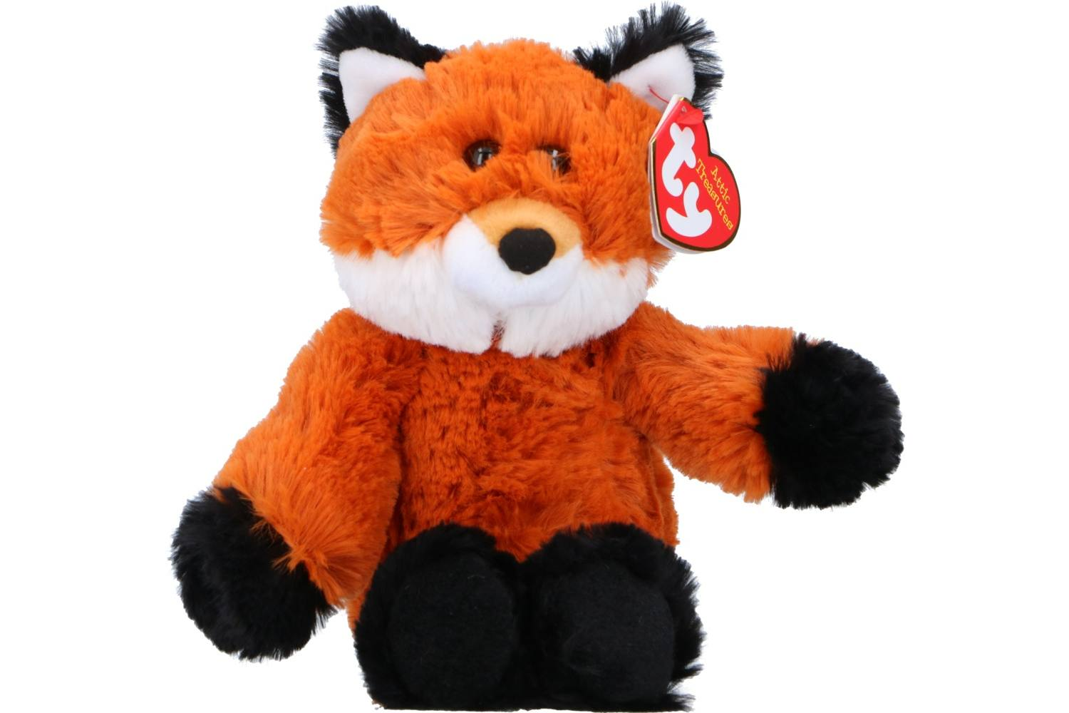 Plush, TY, Fox Fred, h20cm 2