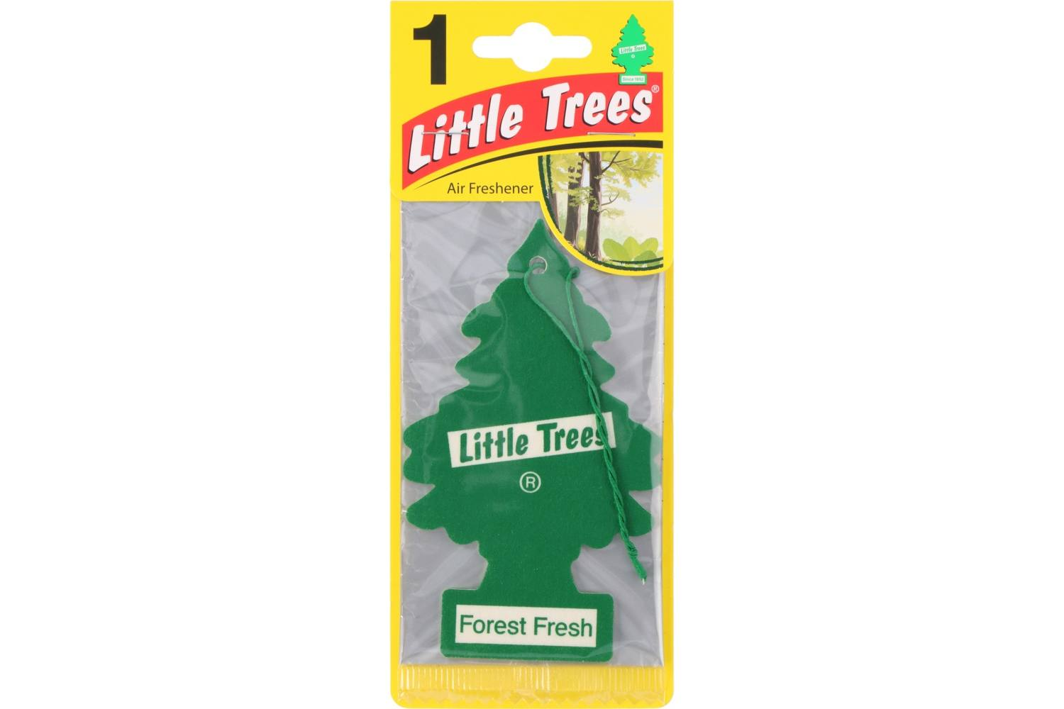 Air freshener, Little tree, forest fresh 1