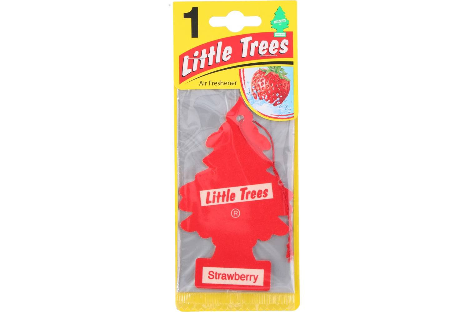 Air freshener, Little tree, strawberry 1