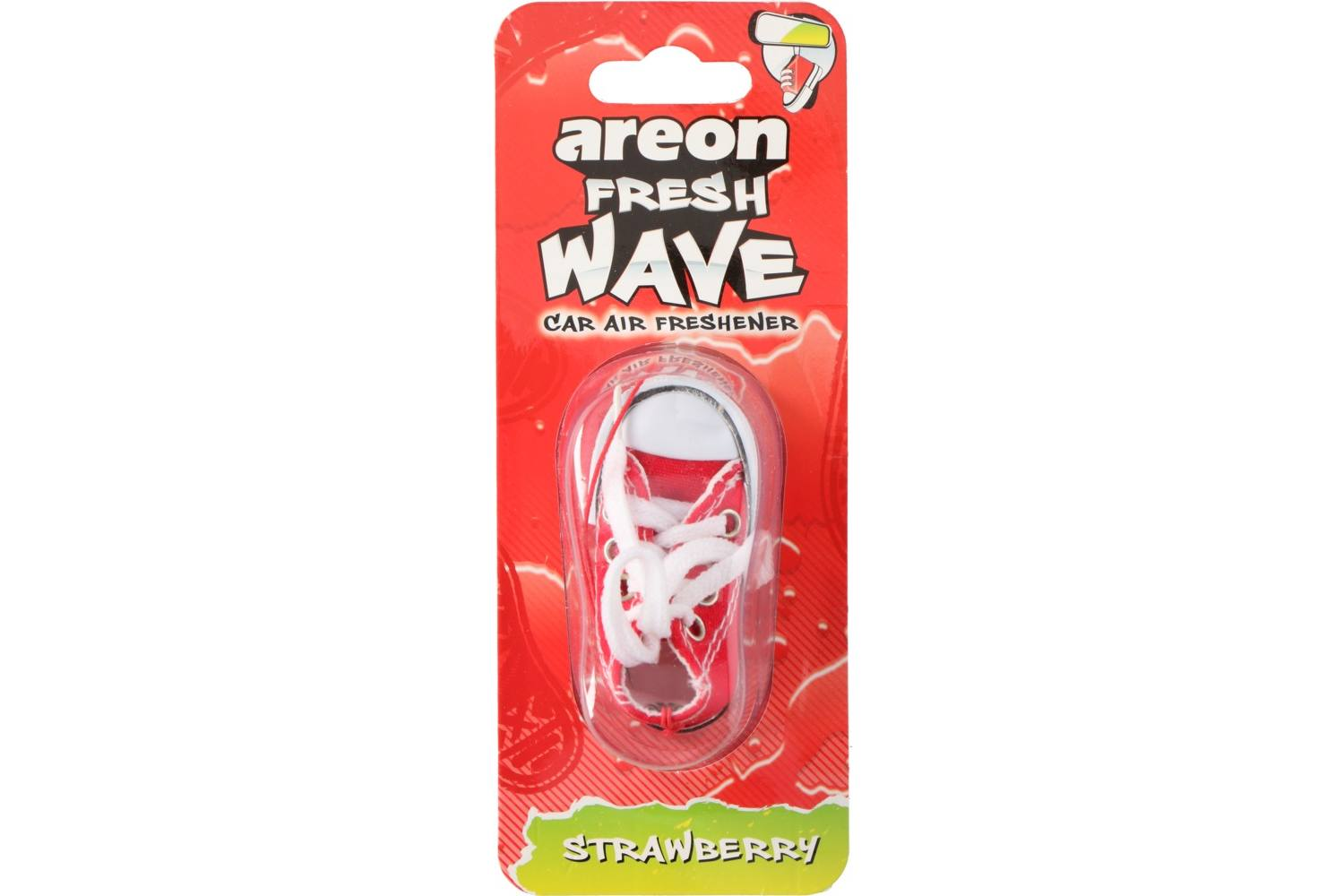 Air freshener, Areon Fresh wave, strawberry 1