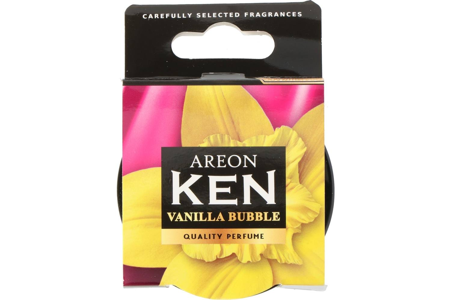 Air freshener, Areon Ken, vanilla bubble 2
