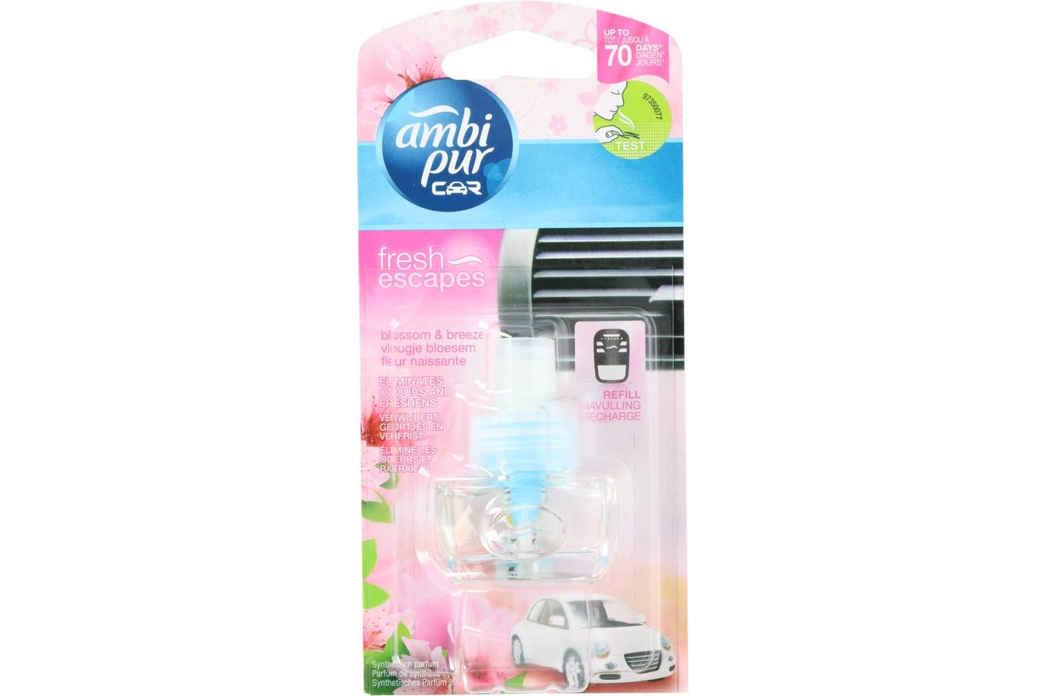 Air freshener refill, Ambipur, blossem & breeze 1