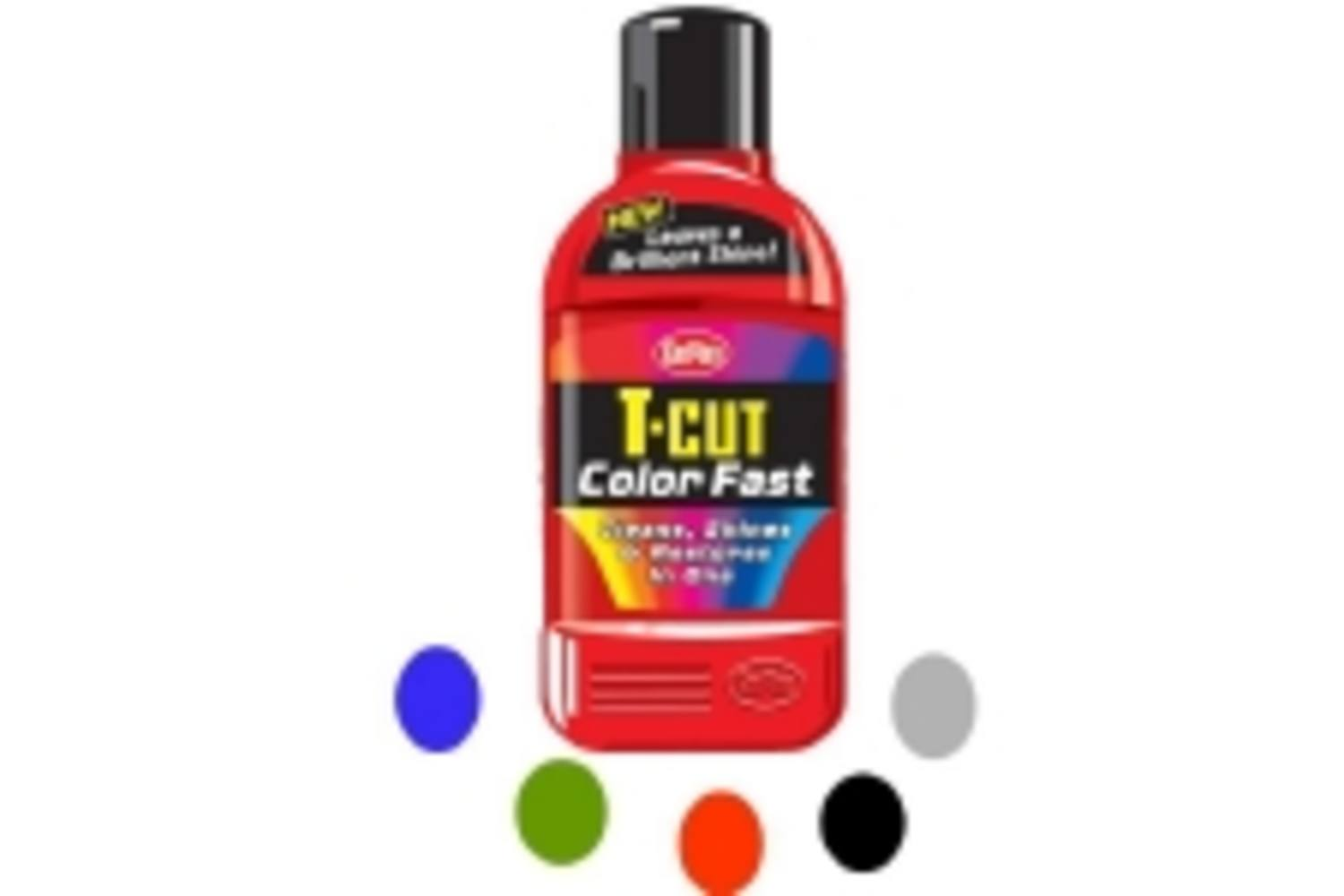 Car wax, CarPlan Colorfast, silver 1