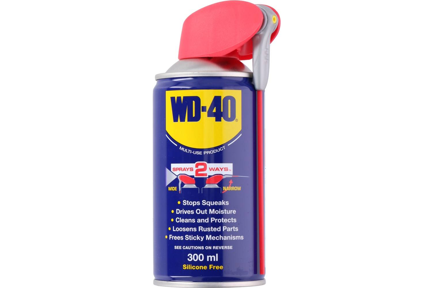 Lubricant, WD-40, 300ml 1