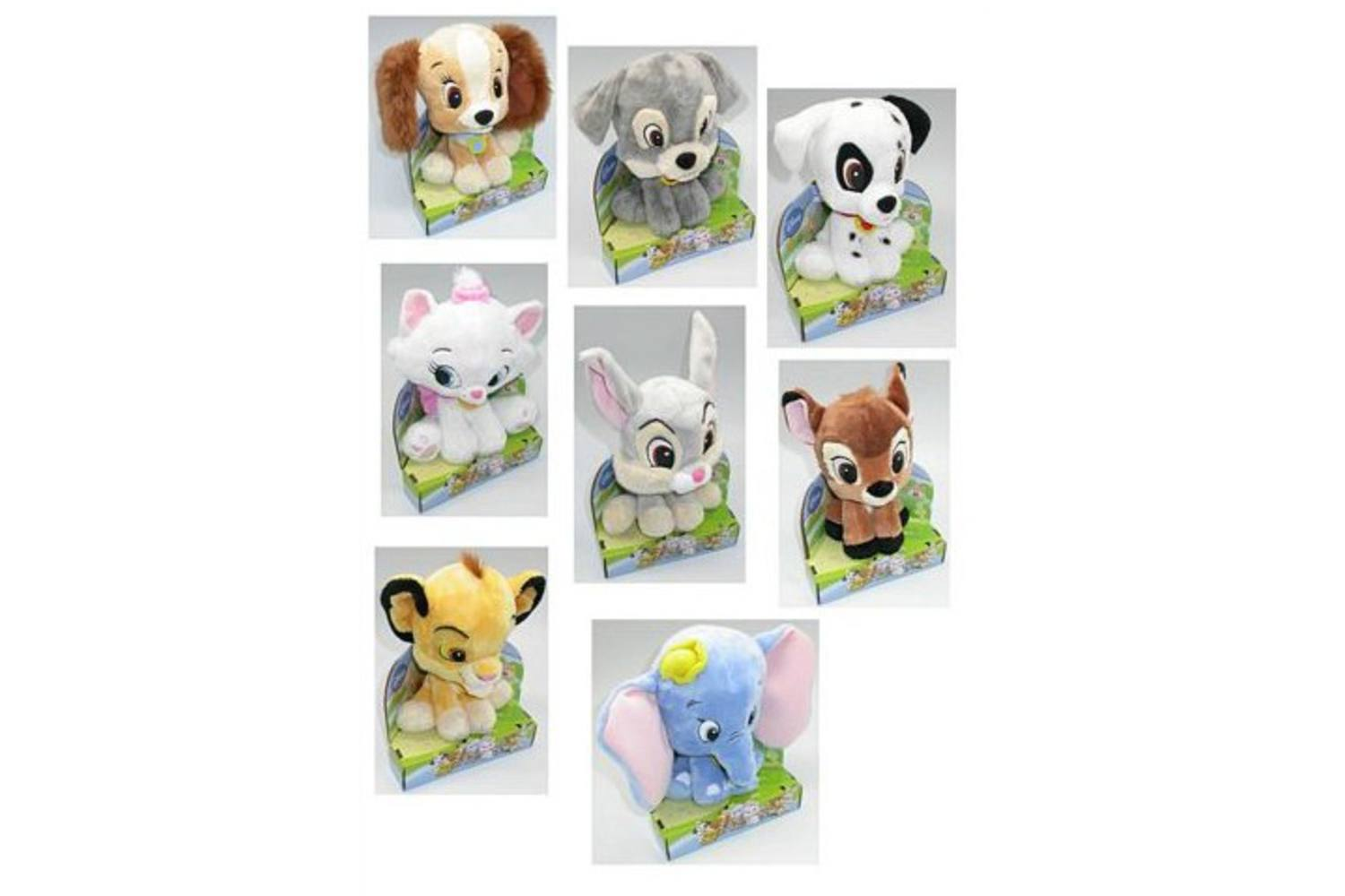 Plush, Disney, h 25cm, 8 assorti 1