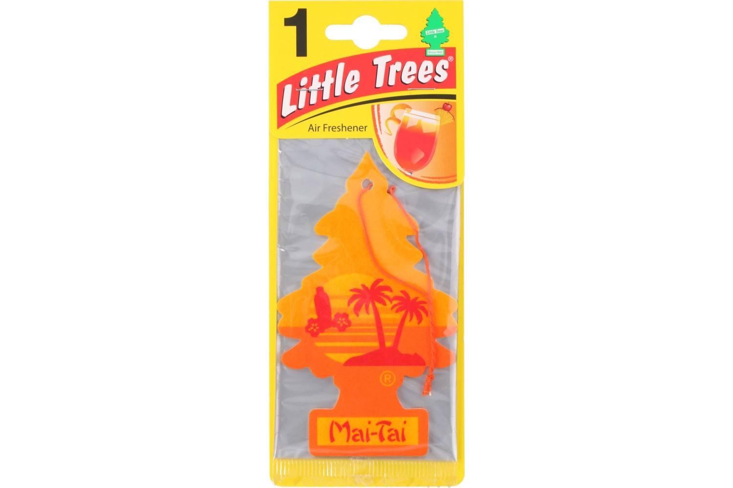Air freshener, Little tree, mai-tai 1