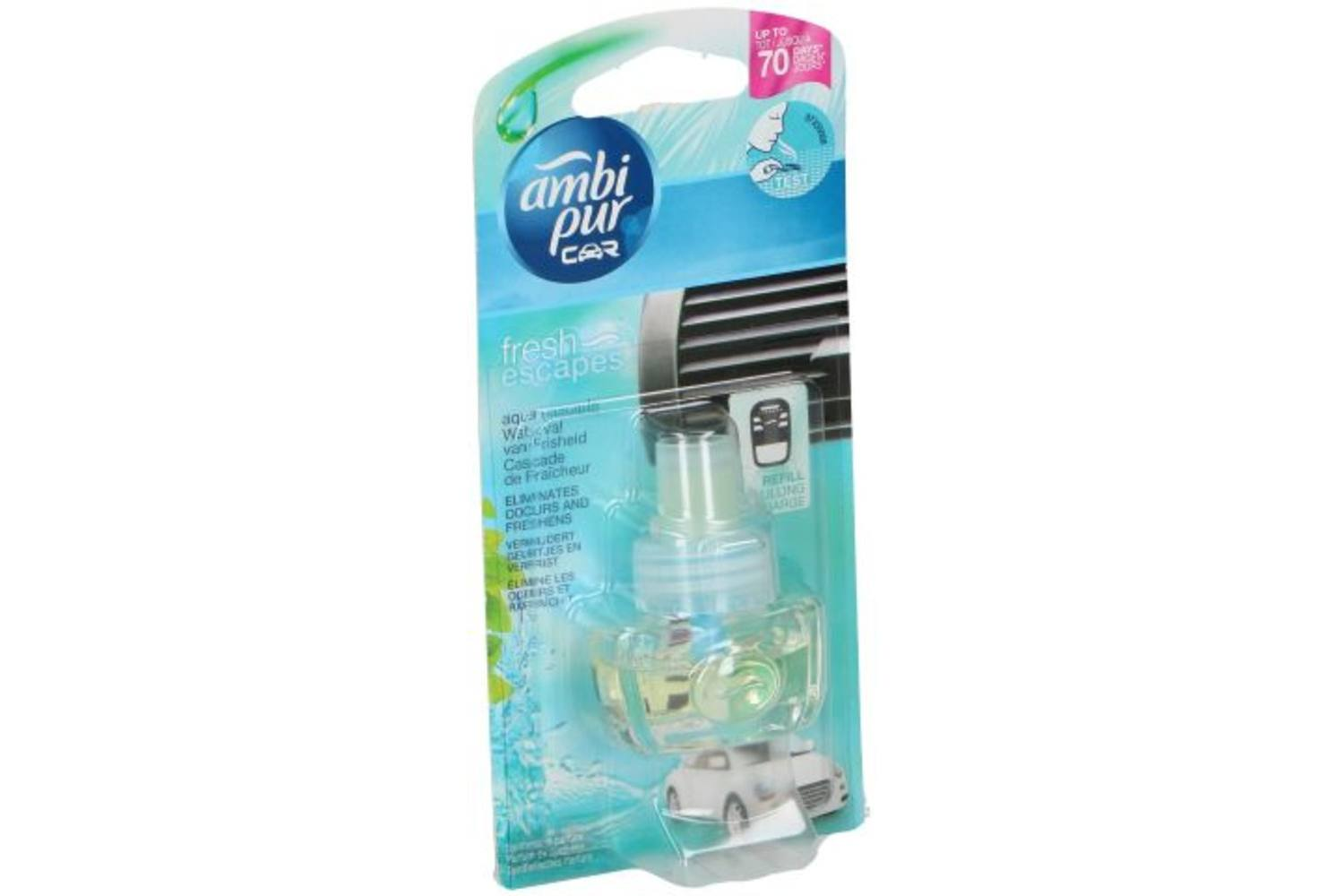 Air freshener refill, Ambipur, waterfall freshness 1