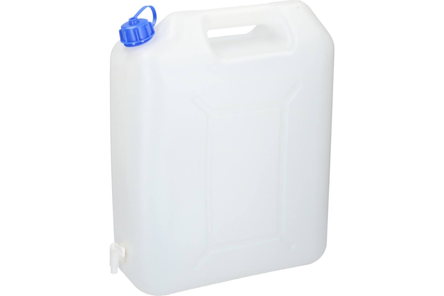 Watercan, AllRide, 20l, with tap, plastic 1