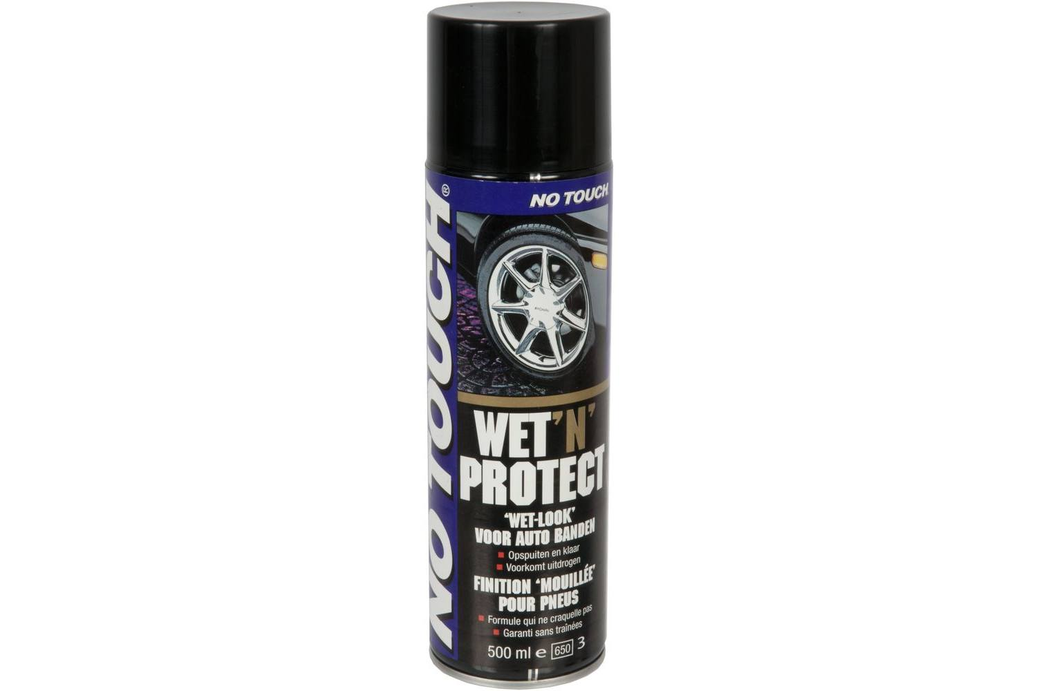 Car cleaner, No Touch, 500ml, wet´n´protect 1