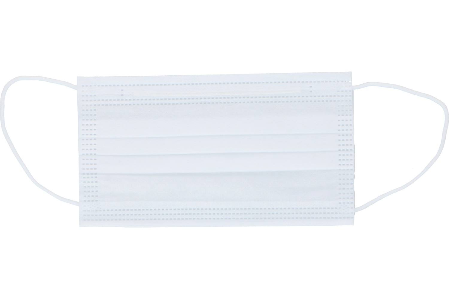 Face mask, Newco, 10, disposable, 3 ply, 175x95mm 2