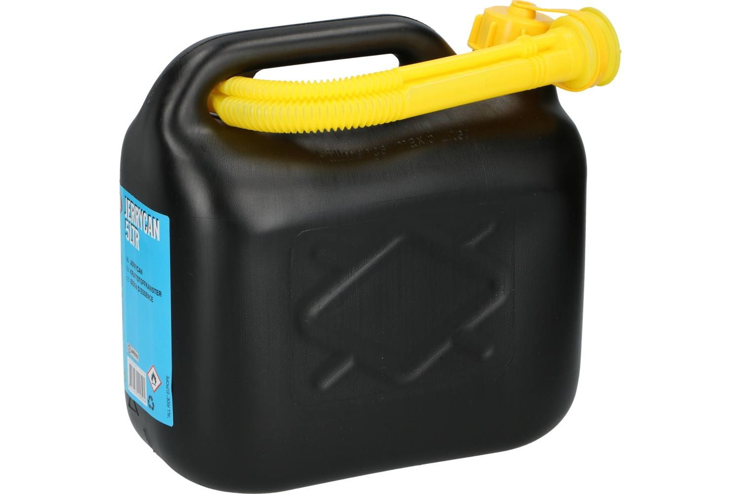 Fuel can, AllRide, black, 5l 1