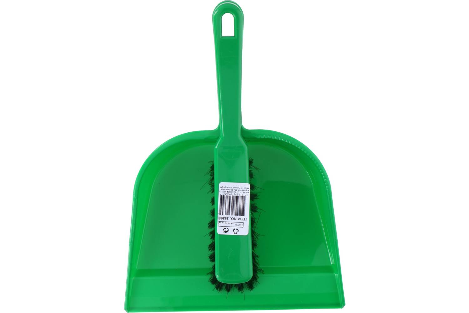 Dustpan and brush, Newco, 4 assorti 2