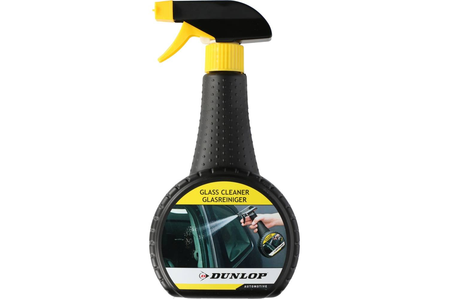 Glass cleaner, Dunlop, 500ml 2