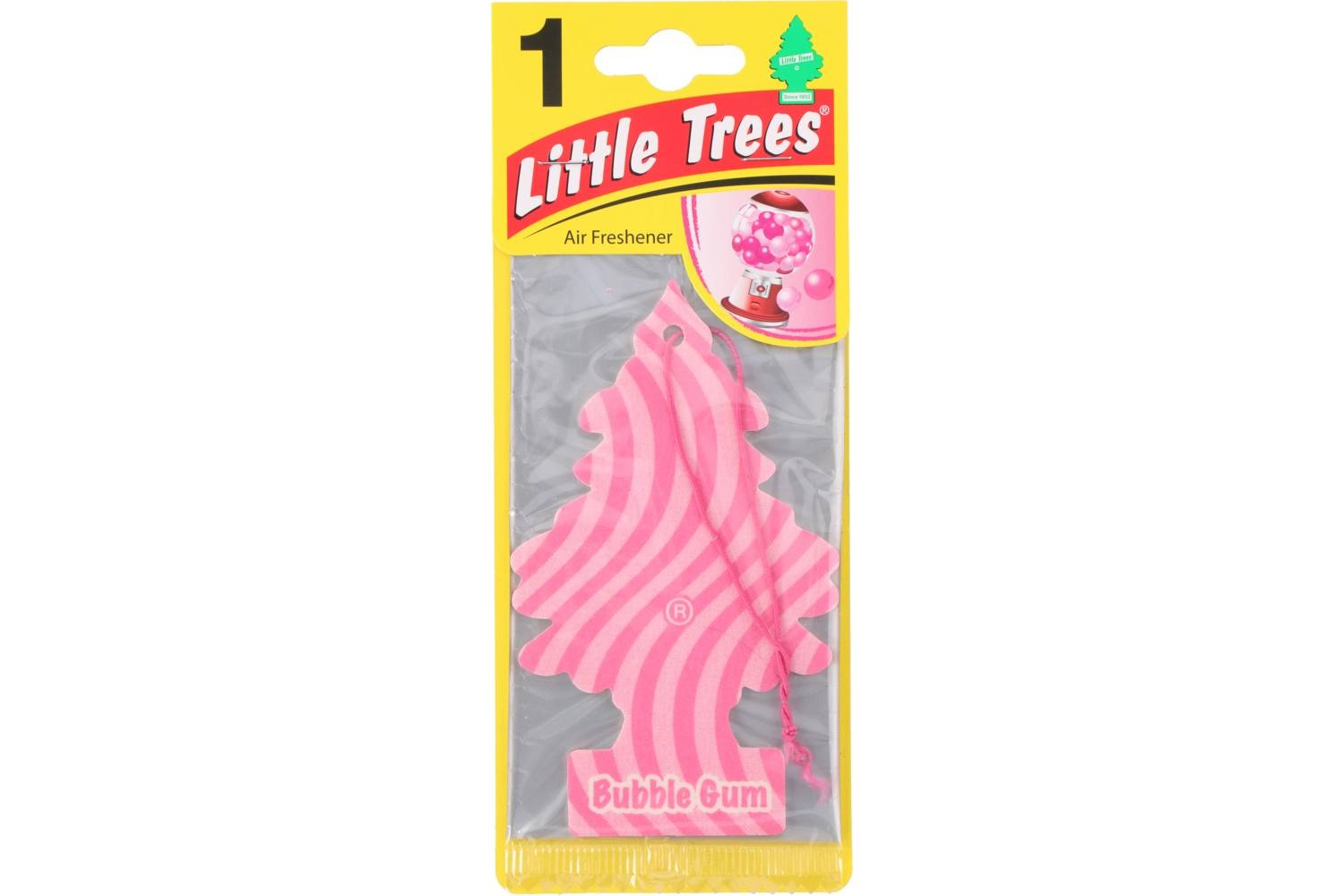 Air freshener, Little tree, bubble gum 1