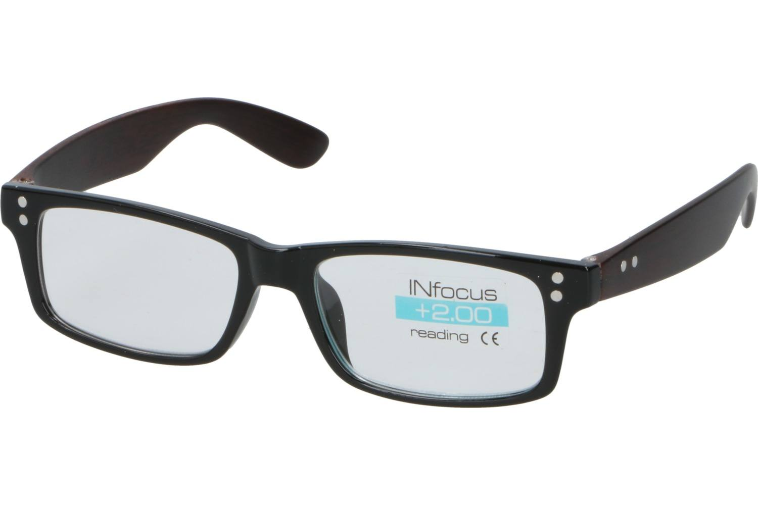 Reading glasses, R2030, +2.00 1