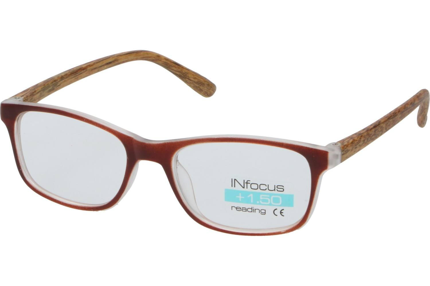 Reading glasses, INfocus, R4046, +1.50 1