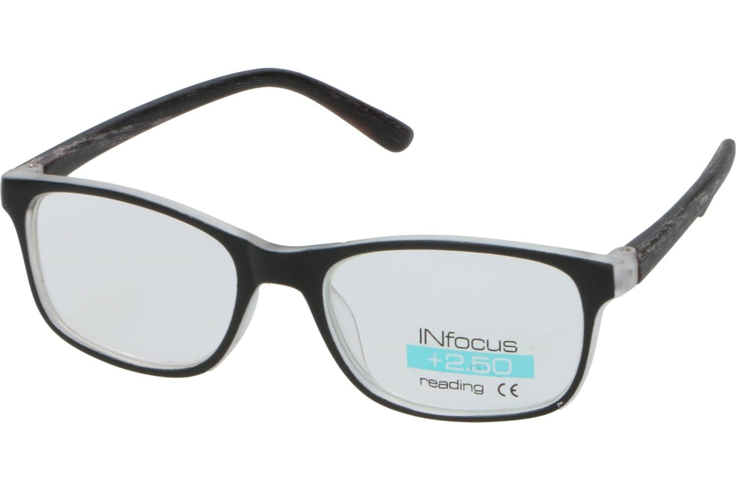 Reading glasses, INfocus, R4046, +2.50 1