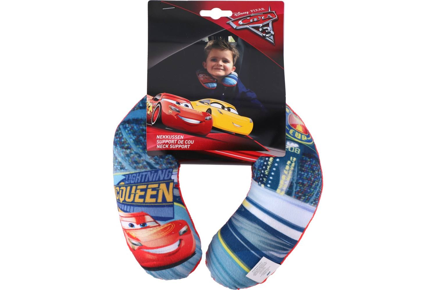 Neck support, Disney Cars 3 2