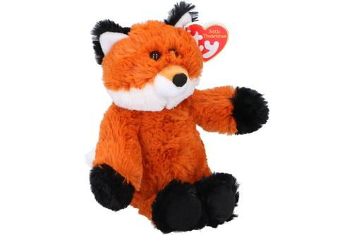 Plush, TY, Fox Fred, h20cm 1