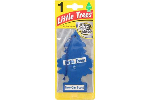 Air freshener, Little tree, new car 1