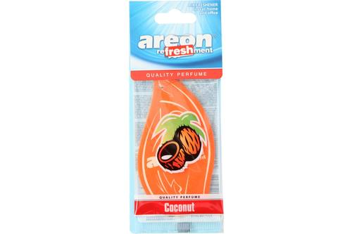 Air freshener, Areon Refreshment, coconut 1