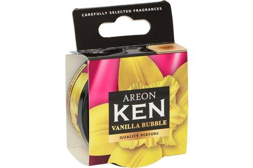 Air freshener, Areon Ken, vanilla bubble 1