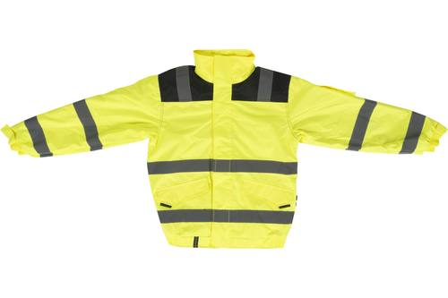 Safety jacket, Terratrend Job, yellow, L 1
