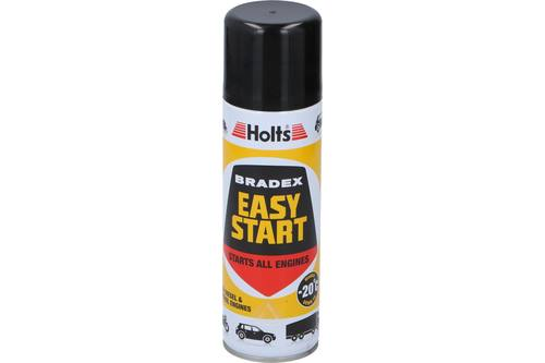 Motor maintenance, Holts Bradex, starting fluid, diesel & petrol engines, easy start, 300ml 1