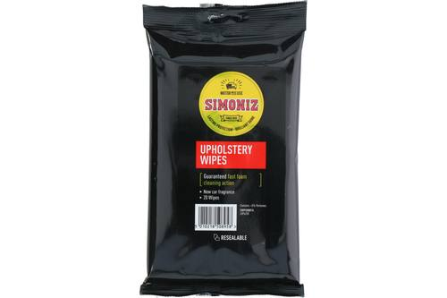 Cleaning wipes, Simoniz, upholstery, 20 pieces 1