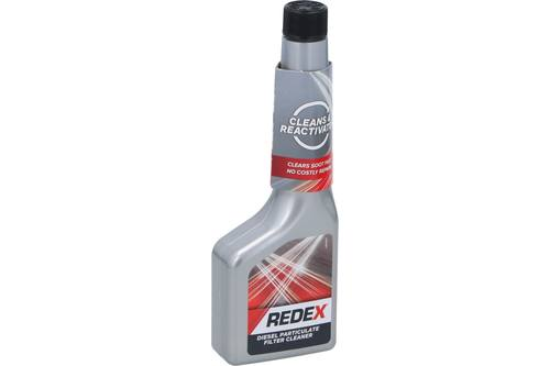Diesel particulate filter cleaner, Redex, 250ml, diesel 1