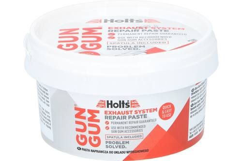 Exhaust repair putty, Holts Gun Gum, 200g 1