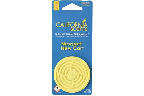 Air freshener, California Scents, New car 1