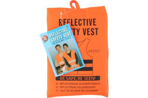 Safety vest, AllRide, orange 1