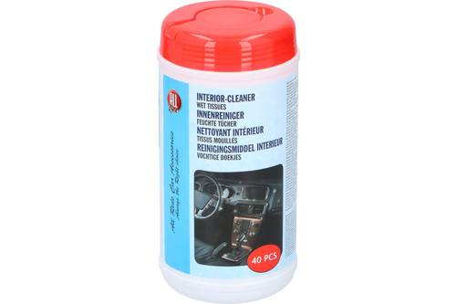 Cleaning wipes, AllRide, interior, 40 pieces 1