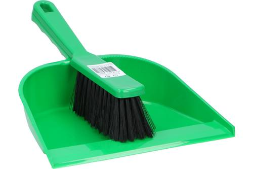 Dustpan and brush, Newco, 4 assorti 1