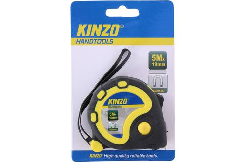 Tape measurer, Kinzo, l 5m, l 19mm 1