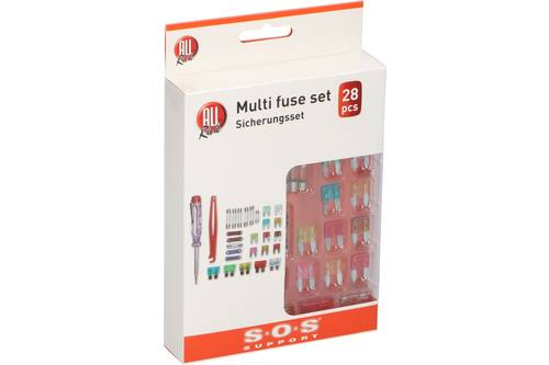 Fuses, AllRide SOS support, set, 28 pieces 1