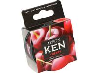 Air freshener, Areon Ken, cherry