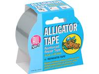 Alligator tape, AllRide, grey