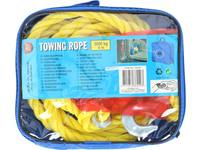 Tow rope, AllRide, 5000kg, with bag