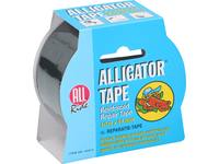 Alligator tape, AllRide, black