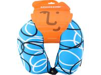 Neck support, Snoozzzer, blue