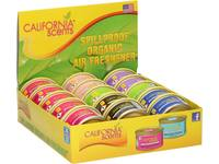 Display, California Scents, Air freshener, counter, 15 pieces